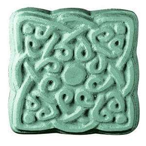 Milky Way Soap Mold, Celtic Lace (MW 66)