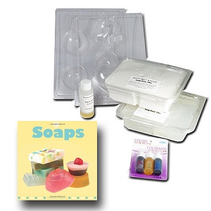 Starter Kit, Melt & Pour Soap Making