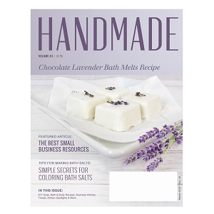 Handmade, March 2016 (Vol. 43)