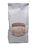 Coffee Bag, White w/window