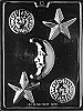 Soap Mold, Celestial Assortment (M147)