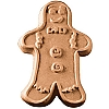 Milky Way Mold, Gingerbread Man (MW 013)