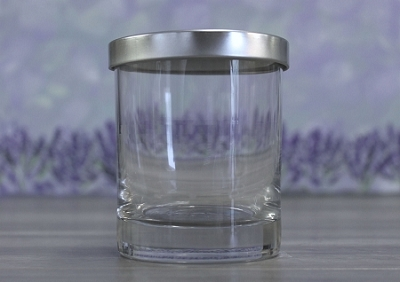 LID, for 7oz Clear Tumbler 2328 - SILVER LID ONLY