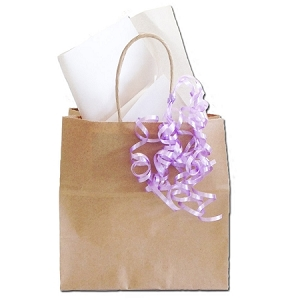 Gift Bag, Kraft  Small