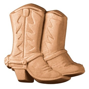 Milky Way Mold, Boots & Spurs (MW 061)