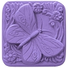 Milky Way Mold, Garden Butterfly (MW 031)