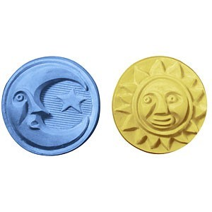 Milky Way Mold, Sun & Moon Guest (MW 054)