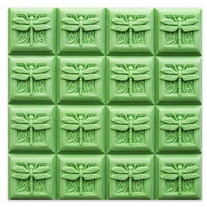 Milky Way Mold, Dragonfly Guest Tray (MW 261)
