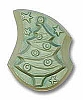 Milky Way Mold, Christmas Tree Whimsical (MW 093)