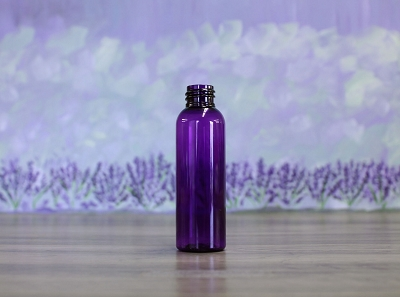 Bottle, Bullet 4oz Purple + No Lid