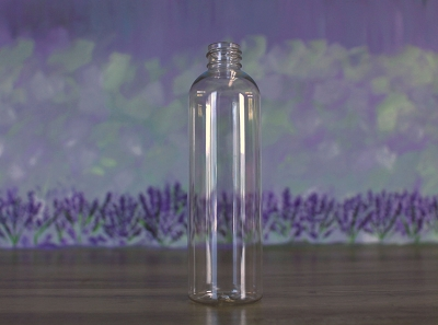Bottle, Bullet 16oz Clear + No Lid