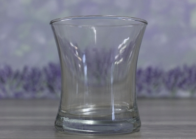 Jar, 8oz Hourglass Tumbler (PICK UP ONLY)