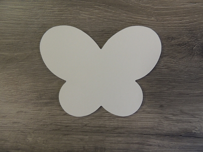 Air Freshener Paper, Butterfly