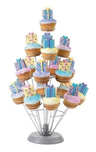 Cupcake/Treat Stand, 19 spaces