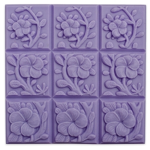 Milky Way Mold, Tropical Vines Tray (MW 004 )