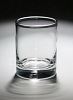 VOTIVE HOLDER, Clear 3oz 2283Q (AH) (Case of 36)