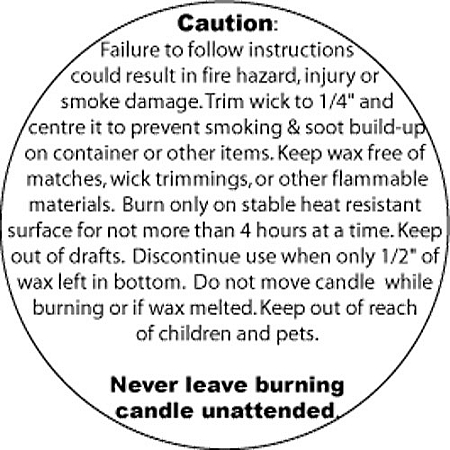 image about Free Printable Candle Warning Labels known as Printable Caution Labels For Candles - Graphic Antique and