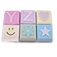 Milky Way Mold, Alphabet Block - Y to Z (MW 533)