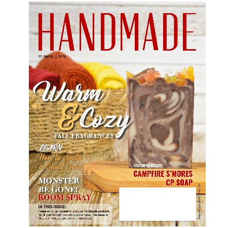 Handmade, September 2017 (Vol. 61)