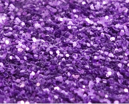 Cosmetic Glitter, Lilac Purple
