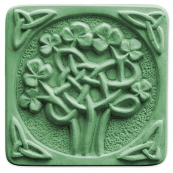 Milky Way Mold, Celtic Clover (MW 064)