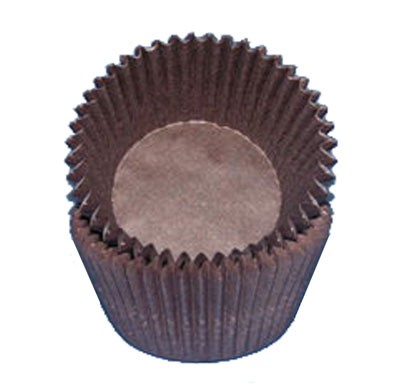 "Baking Cup, brown Mini 3"" 500pcs"
