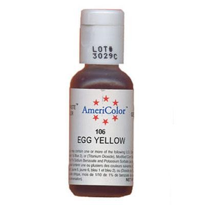 Soft Gel Paste, Egg Yellow