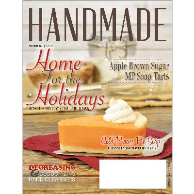 Handmade, October 2017 (Vol. 62)
