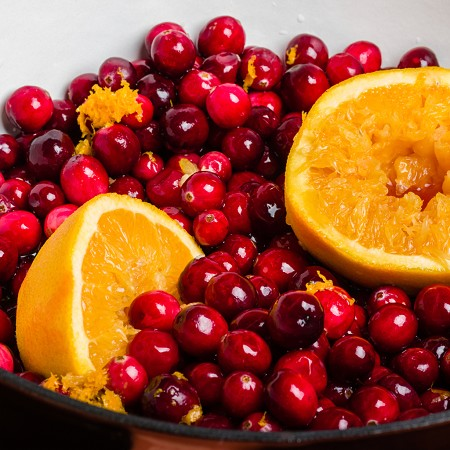 Fragrance, Orange Cranberry