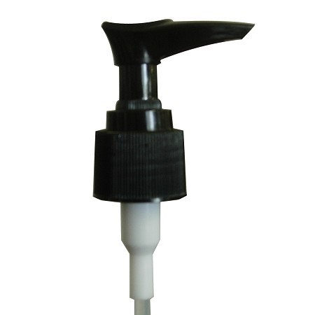 Cap, 24-410 Pump Black (fits 8/16oz)