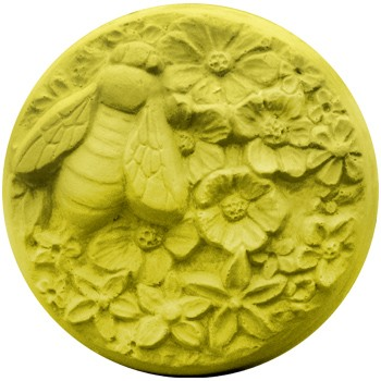 Milky Way Mold, Bee & Blossoms (MW 058)