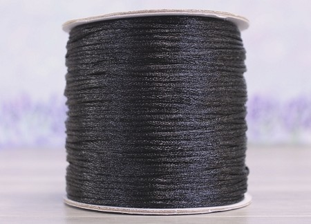 CLEARANCE Black Nylon String (200 Yards)