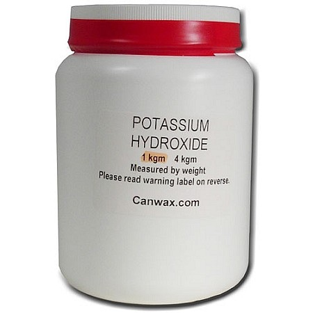 Potassium Hydroxide, This item can be shipped by UPS only!