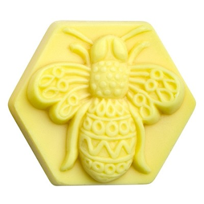 Milky Way Mold, Filigree Bee (MW 001)
