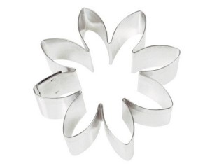 "Cookie Cutter, 3"" Daisy"