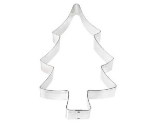 "Cookie Cutter, 5"" Tree"