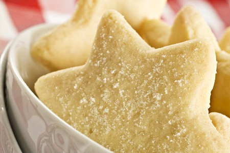 Fragrance, Candied Ginger Shortbread