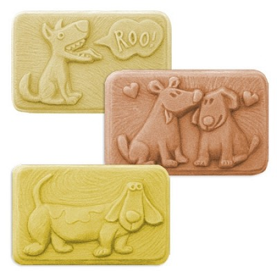 Milky Way Mold, Good Dogs 2 (MW 171)