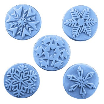 Milky Way Mold, Snowflake Guest (MW 017)