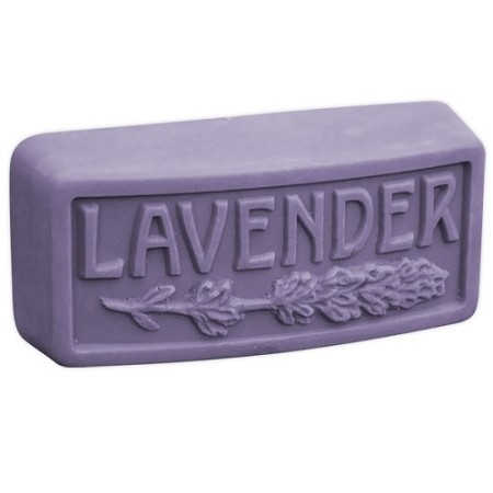 Milky Way Mold, Lavender Guest Rectangle (MW 033)