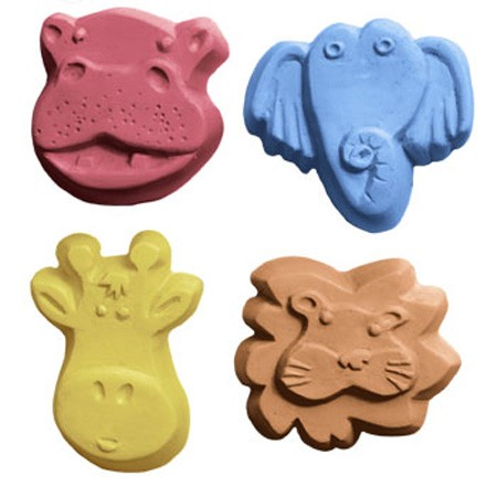 Milky Way Mold, Kids Critters 4 Guest (MW 112)