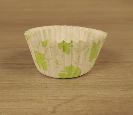 Baking Cup, Mini 1° Clover 500pcs