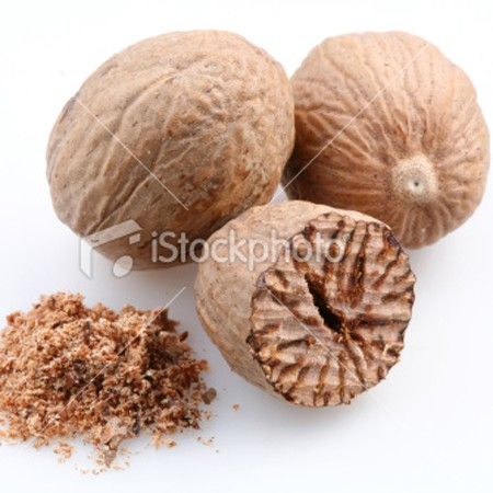 Essential Oil, Nutmeg
