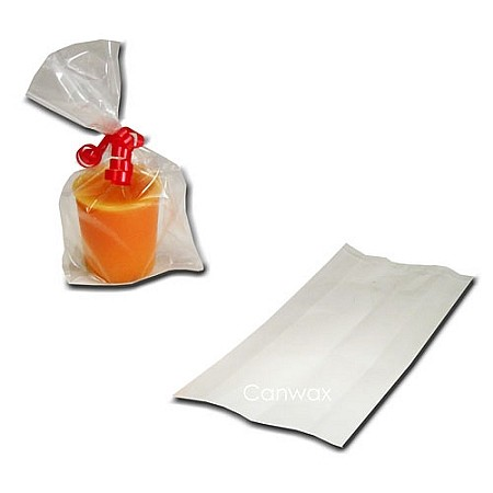 Poly Bags 8oz Clear
