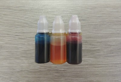 Dye 3 Pack, Basic Red, Blue, Yellow  (53001)