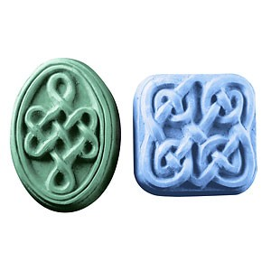 Milky Way Mold, Celtic Knots Guest (MW 092)