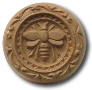Milky Way Mold, Bee Fancy (MW 041)