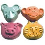 Milky Way Mold, Kids Critters 2 Guest (MW 110)