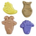 Milky Way Mold, Kids Critters 5 Guest (MW 101)