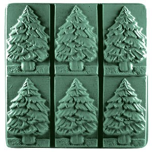 Milky Way Mold, Fir Tree Tray (MW 096)